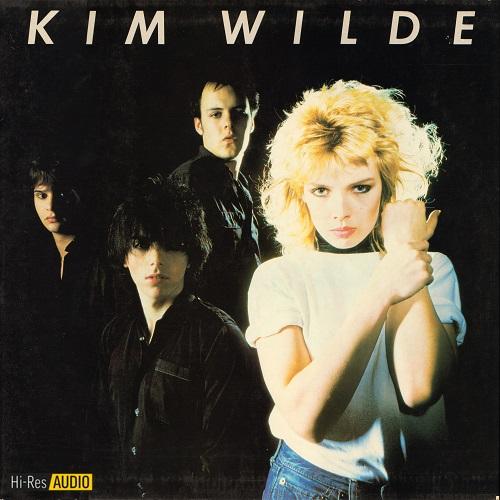 Kim Wilde - Kim Wilde (1981) [FLAC 192 kHz/24 Bit]