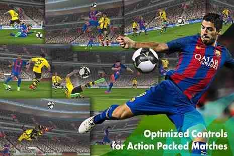 PES2017 -PRO EVOLUTION SOCCER- 1.2.1 Apk + Data