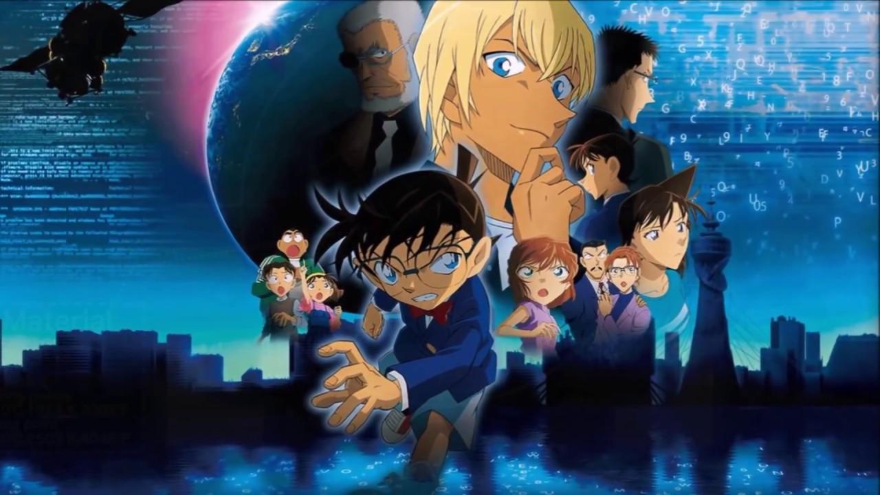 فيلم Detective Conan Movie 22: Zero The Enforcer مترجم