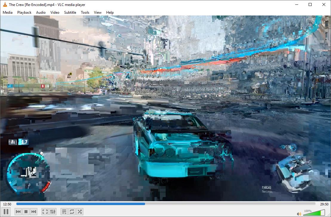 Video Freezes / Glitches [avcodec error: hardware acceleration picture
