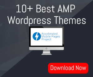 Best AMP WordPress Theme