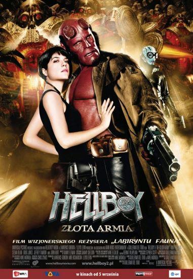 Hellboy: Złota armia / Hellboy II: The Golden Army (2008) PL.BRRip.XviD-GR4PE | Lektor PL