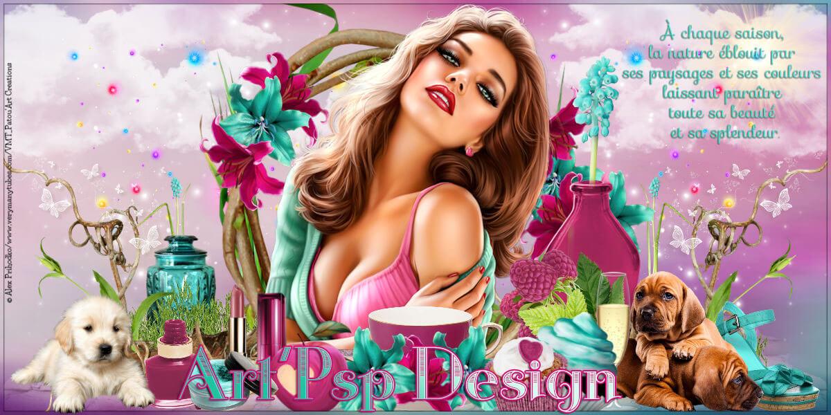 Art' Psp Design