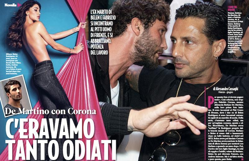 Belen e Stefano De Martino tornano insieme?