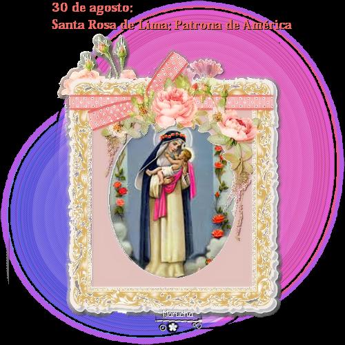 30_de_agosto_Santa_Rosa_de_Lima_Patrona_de_Am_rica