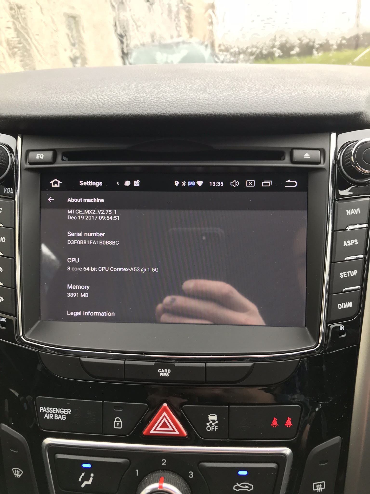 Head Unit Upgrade - Android