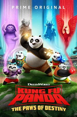 كرتون Kung Fu Panda: The Paws of Destiny مترجم