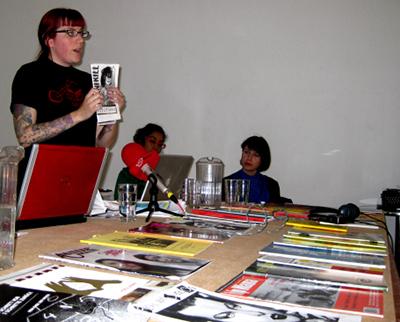 Self publishing and Media Activism Rafaela Drazic