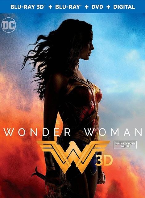 Wonder Woman (2017) BluRay 720p 1.3GB
