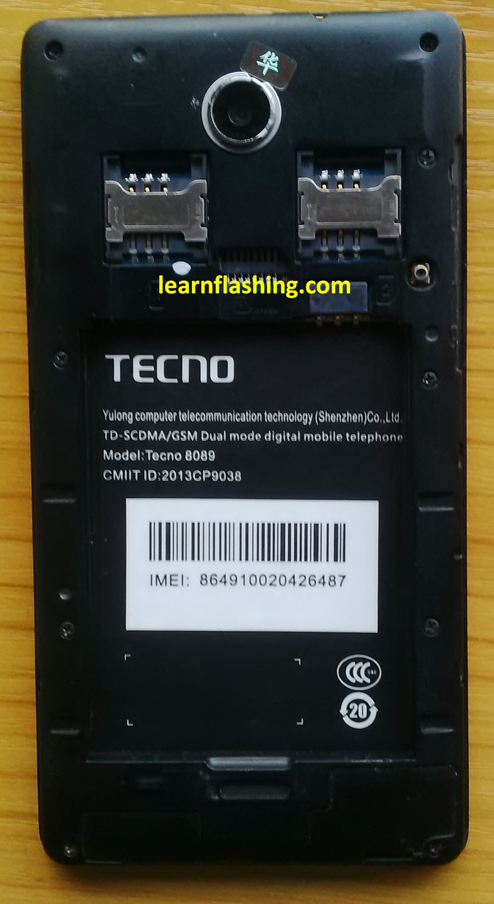 TECNO 8089 SC77XX STOCK ROM FIRMWARE (FLASH FILE) - Needromng