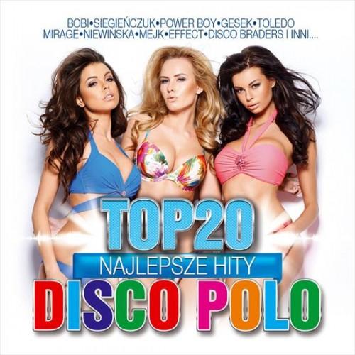 VA - Top 20 - Najlepsze Hity Disco Polo Vol.2 (2017)