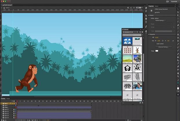 Adobe Animate CC 2018 v18.0.0.107 Español 1 Link   Arepafile