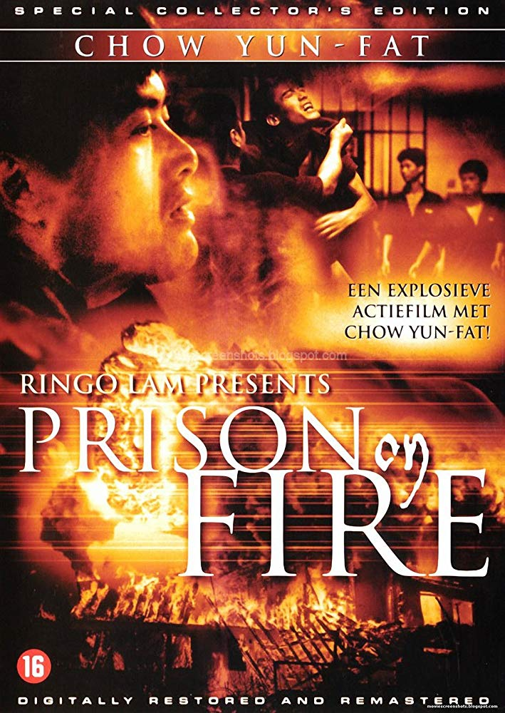 Prison on Fire (1987) BluRay 720p 750MB