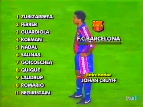 Champions League 1993/1994 - Octavos de Final - Ida - FC Barcelona Vs. Austria de Viena (360p) (Castellano) Vlcsnap-2018-11-12-10h04m06s357