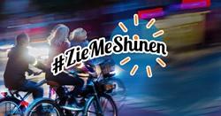 Zie Me Shinen - fiets in het donker
