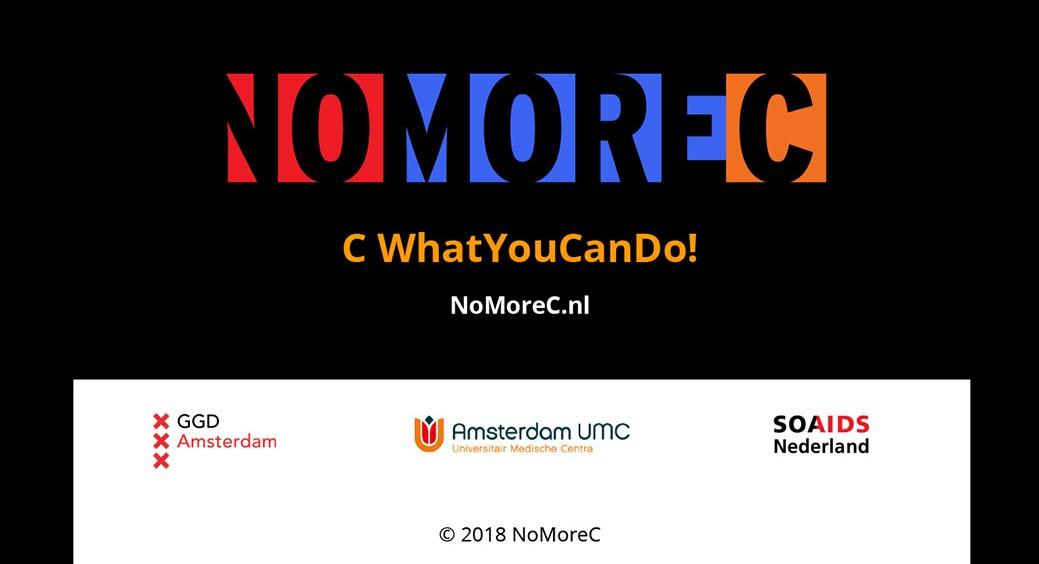 NoMoreC campaign