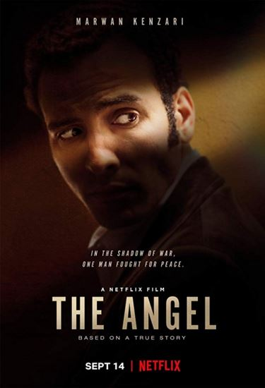 Kryptonim Anioł / The Angel (2018) PL.WEB-DL.XViD-MORS / Lektor PL