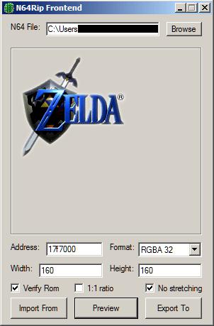 The Legend of Zelda - Ocarina of Time (USA)1 2 offset