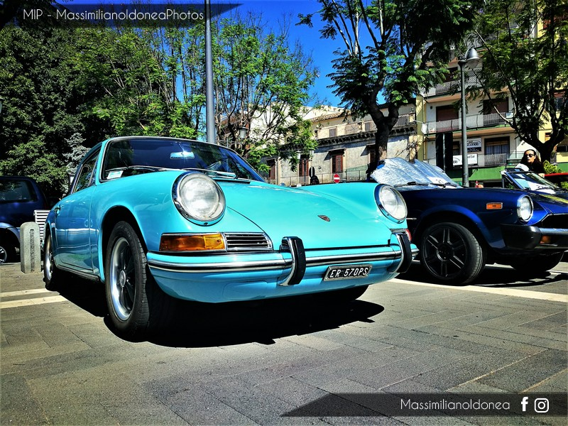 Raduno auto e moto d'epoca San Giovanni La Punta Porsche_912_1_6_90cv_ER570_PS