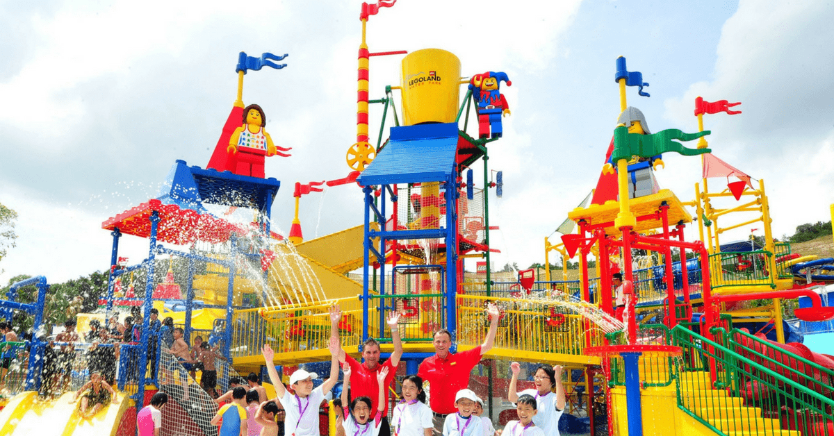Legoland Dubai Theme Water Park Tickets Offers