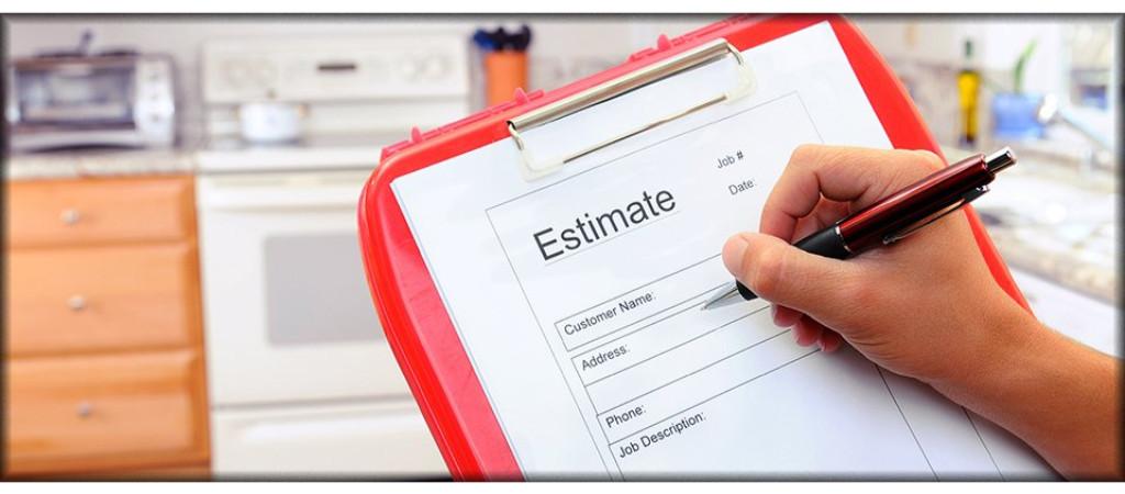 Repair Estimation