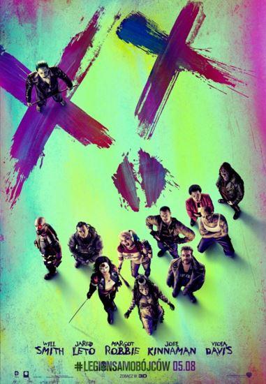 Legion samobójców / Suicide Squad (2016) PL.BDRip.XviD-KiT | Lektor PL