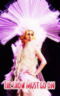 Lady Gaga Avatars 200x320 pixels GagaAnya