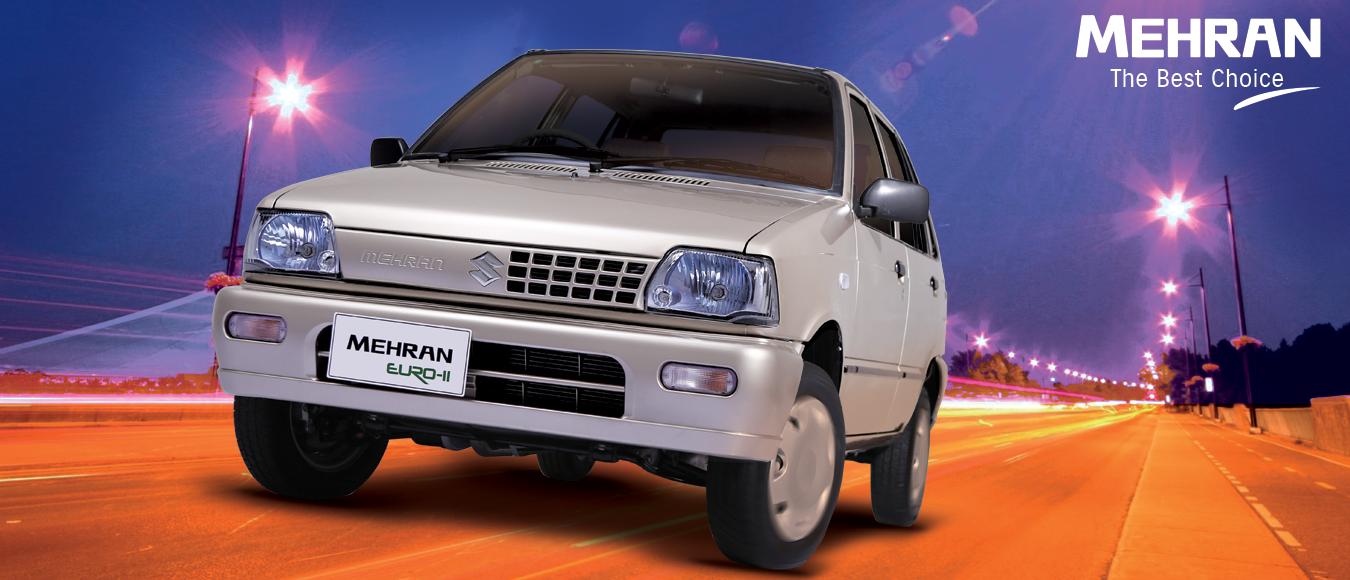 2019 Suzuki Mehran
