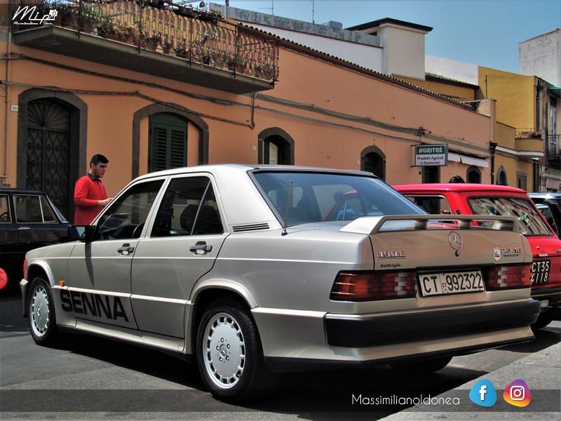Automotoraduno - Tremestieri Etneo Mercedes_W201_190_2_3_E16_185cv_CT992322_151_860_17_4_2018_2
