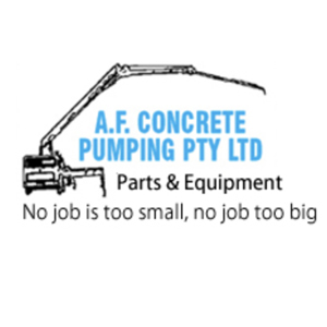 AF concrete pumping