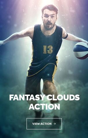 Fantasy Clouds Photoshop Action