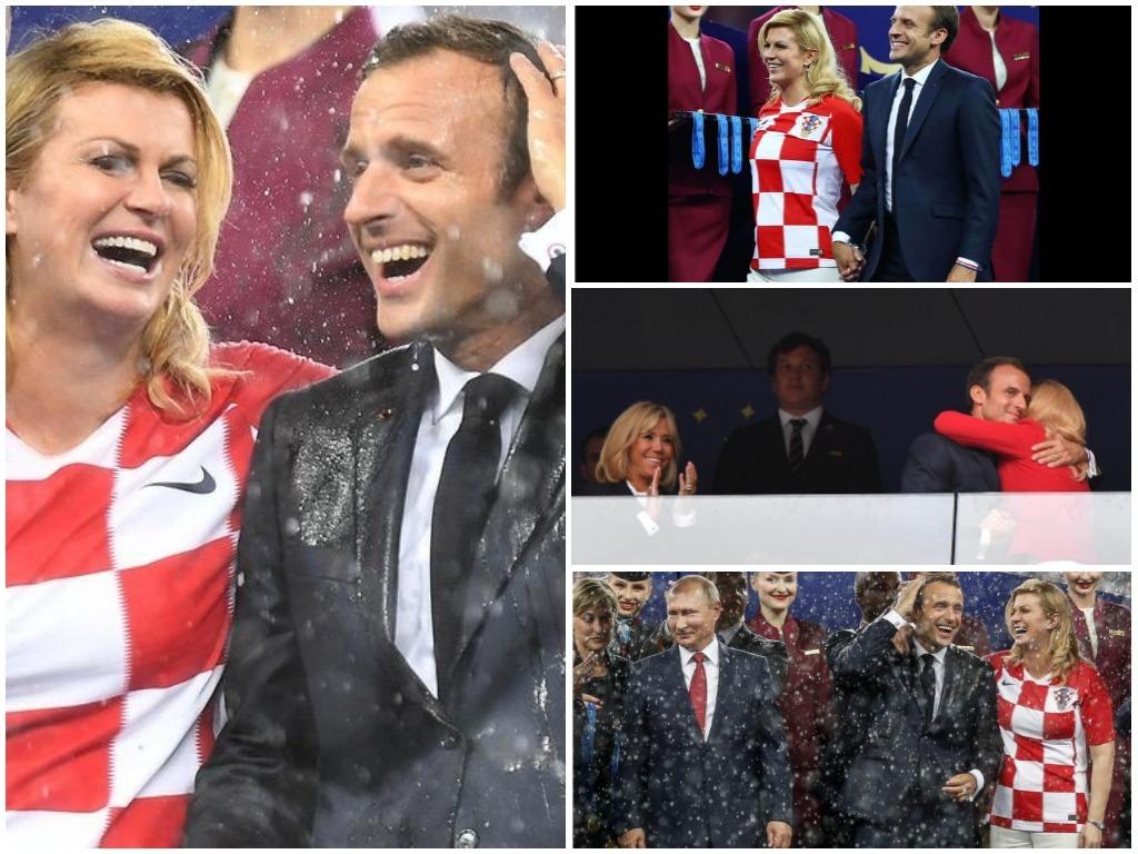 FOTO: Francuzi ne prestaju pričati o Kolindi, svakog dana sve luđe fotografije u medijima
