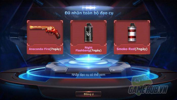 [HOT] CFL tung gói Giftcode độc quyền mừng năm mới tới game thủ - ảnh 1