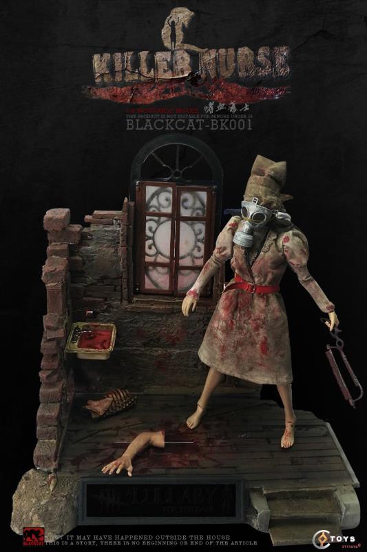 horror - Blackcat-BK001 - Killer Nurse CYY Toys (Viewer Discretion is Advised) 00