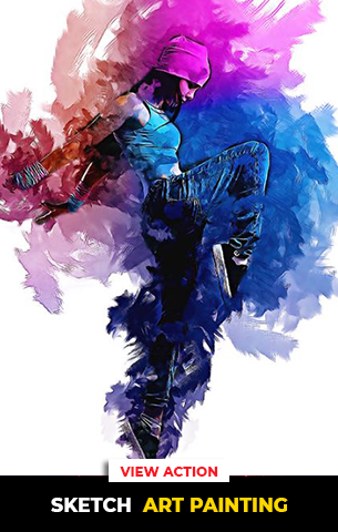 Mix Painting Photoshop Action - 4
