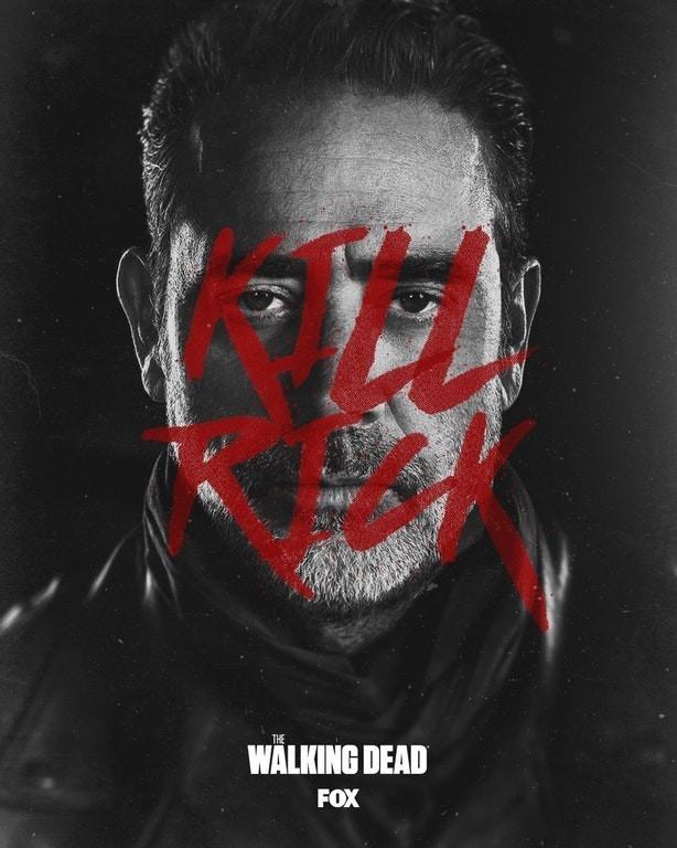 Volta da 8 temporada de The Walking Dead atinge ótima audiência