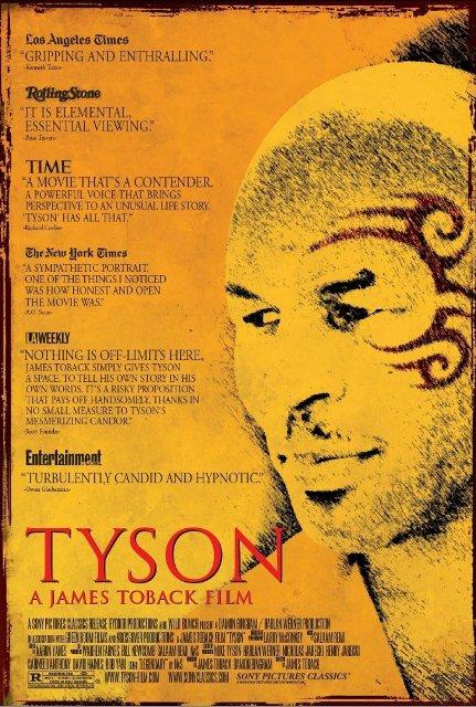 Tyson (2008) BluRay 720p 700MB