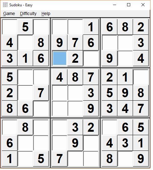 sudoku tiene mas de una solucion