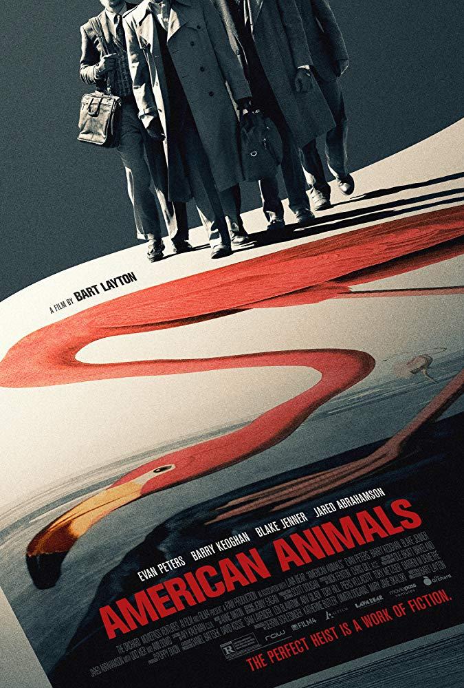 American Animals (2018) BluRay 720p 900MB