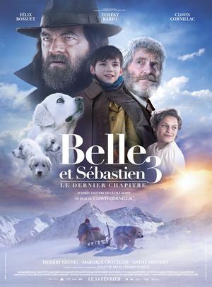 Download Belle et Sebastien 3 Le Dernier Chapitre 2018 FRENCH BDRip XviD-F Torrent