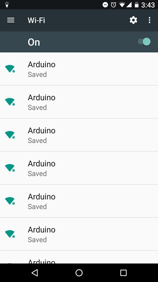 Дублирование wifi точек