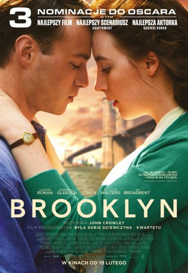 Brooklyn (2015) PL.BRRip.XviD-GR4PE | Lektor PL