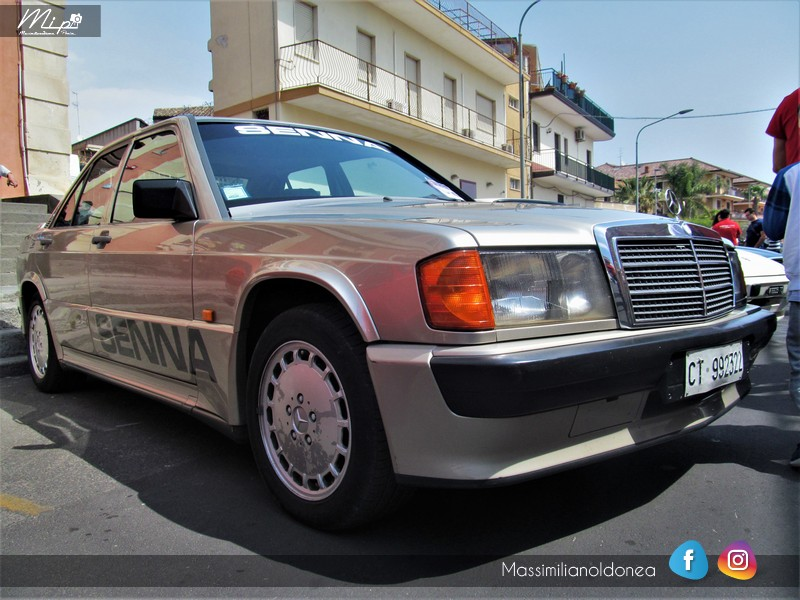 Automotoraduno - Tremestieri Etneo Mercedes_W201_190_2_3_E16_185cv_CT992322_151_860_17_4_2018_1