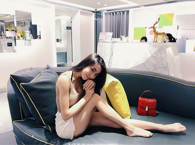 愛健身的Livy蔡昀庭音樂季直接露出整顆蜜桃臀看了都好想去參加喔