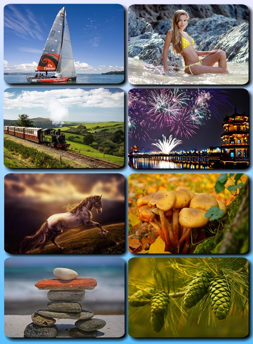 Beautiful Mixed Wallpapers Pack 861