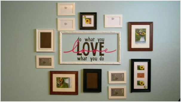 Home_Decorating_Ideas_For_Small_Homes_Wall_Of_Fame.  Home_Decorating_Ideas_For_Small_Homes_Wall_Of_Fame_2