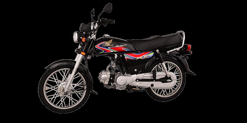 2019 Honda CD70