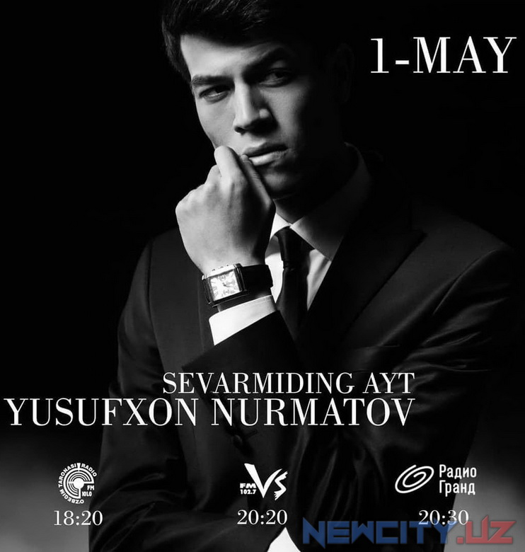 Yusufxon Nurmatov - Sevarmiding ayt