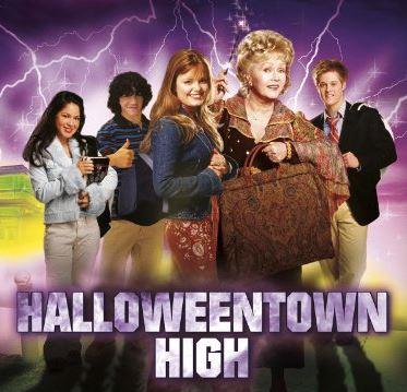 Halloween Movie Classic Halloween Town High
