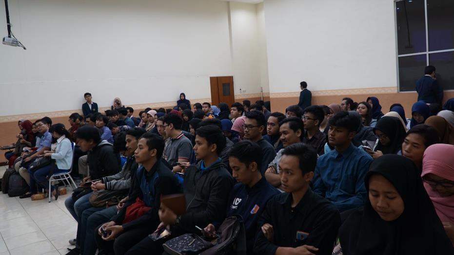 Notulensi Forum Diskusi Akademik Informatika 2018 (PKL & SKRIPSI)